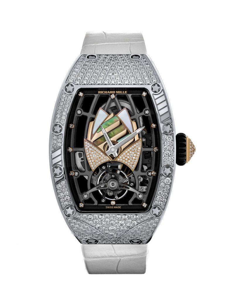 đồng hồ nữ của Richard Mille tourbillon-talisman