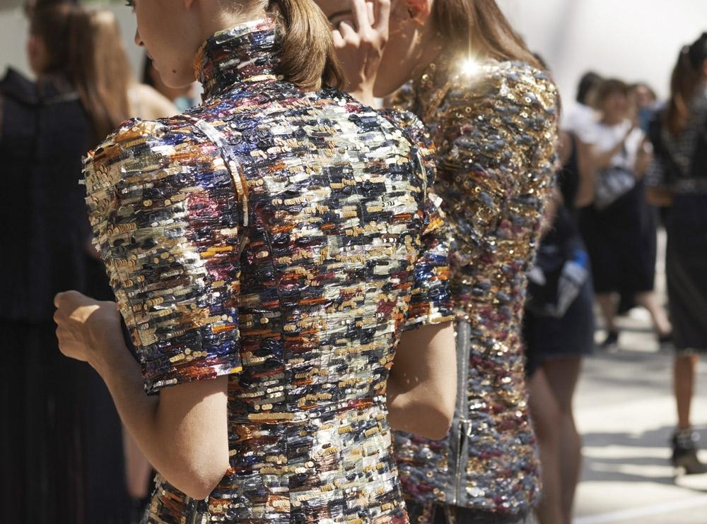 Haute couture là gì: Chanel Thu Đông 2018
