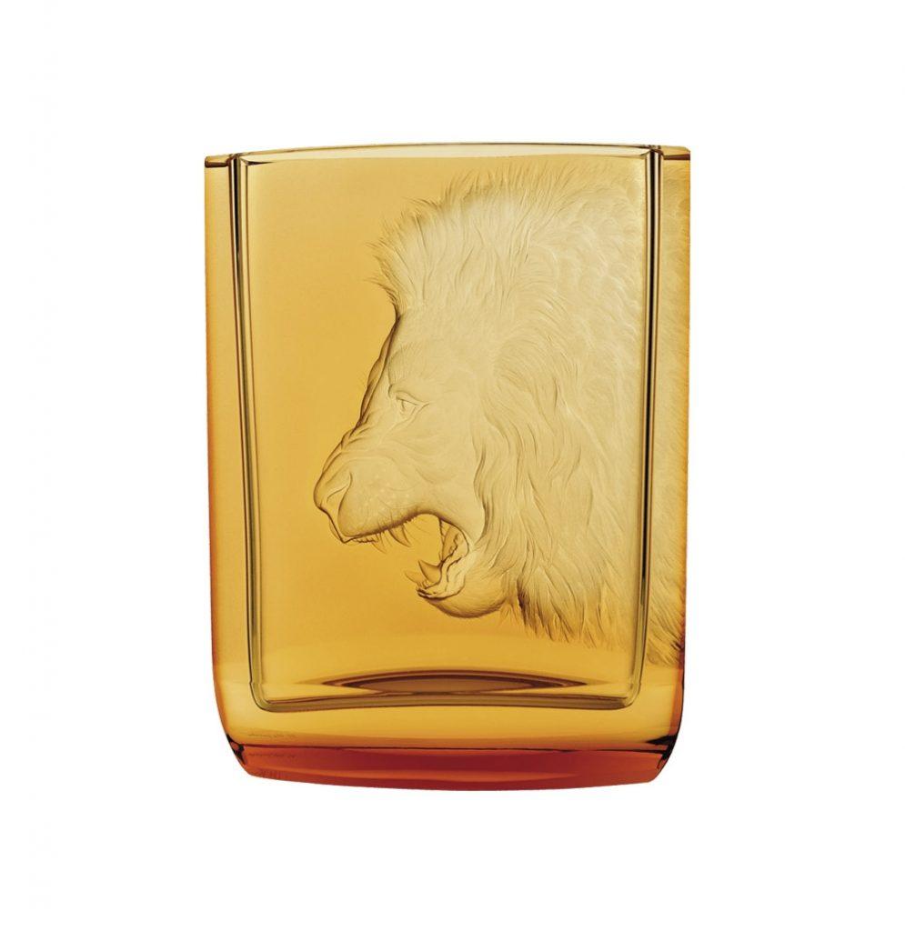 màu nội thất Ly thủy tinh Lion, Moser