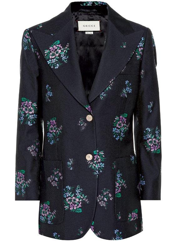 thời trang pantsuit Áo vest, Gucci