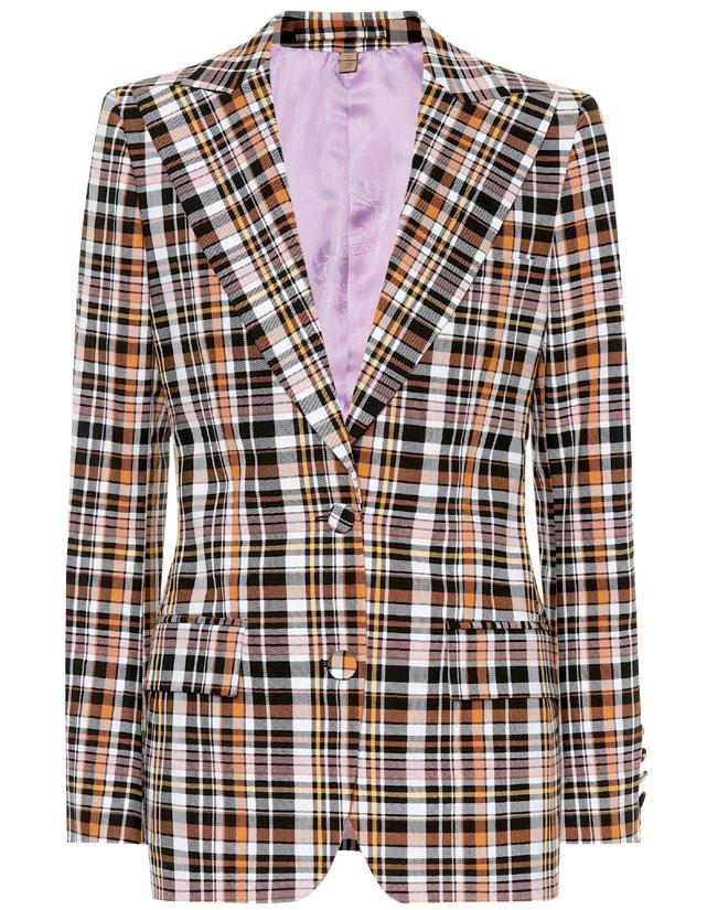 thời trang pantsuit Blazer, Burberry