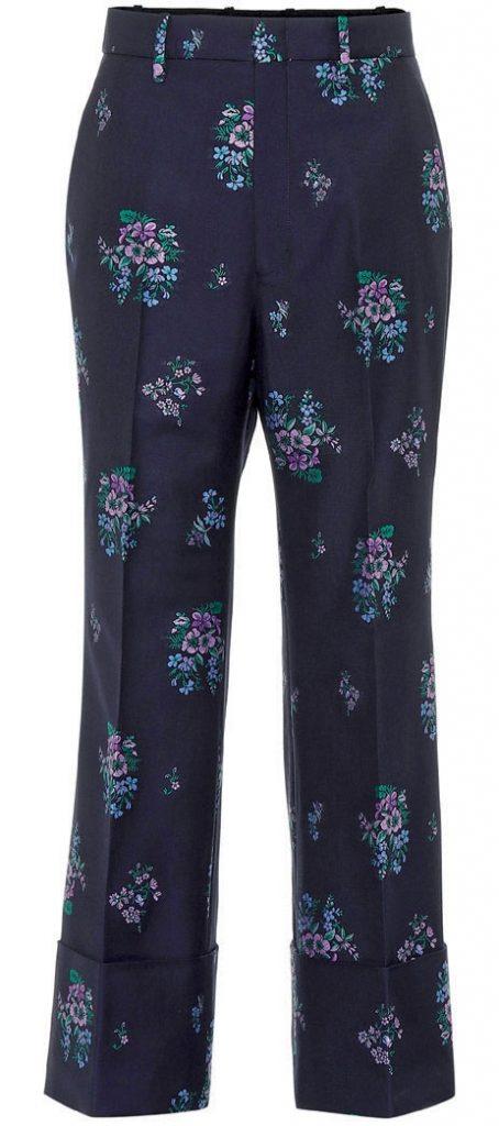 thời trang pantsuit Quần, Gucci
