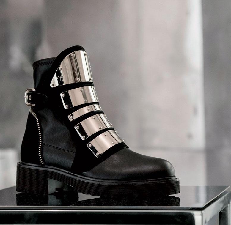 xu hướng thời trang 2019_Giuseppe-Zanotti