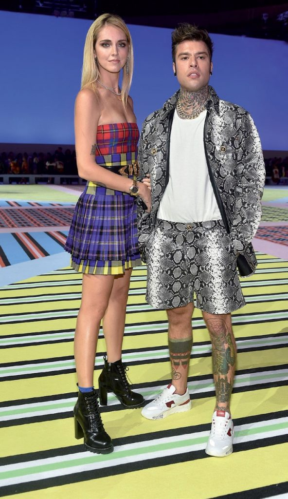 xu hướng thời trang 2019_Versace