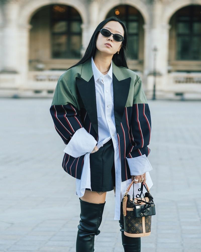 xu hướng thời trang ngoại cỡ