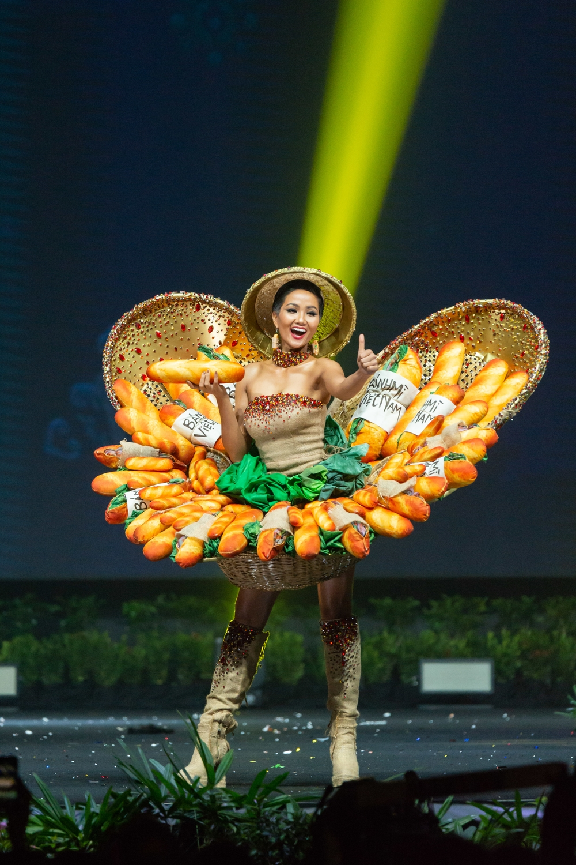 Hoa hậu Hoàn Vũ Thế giới 2018 1