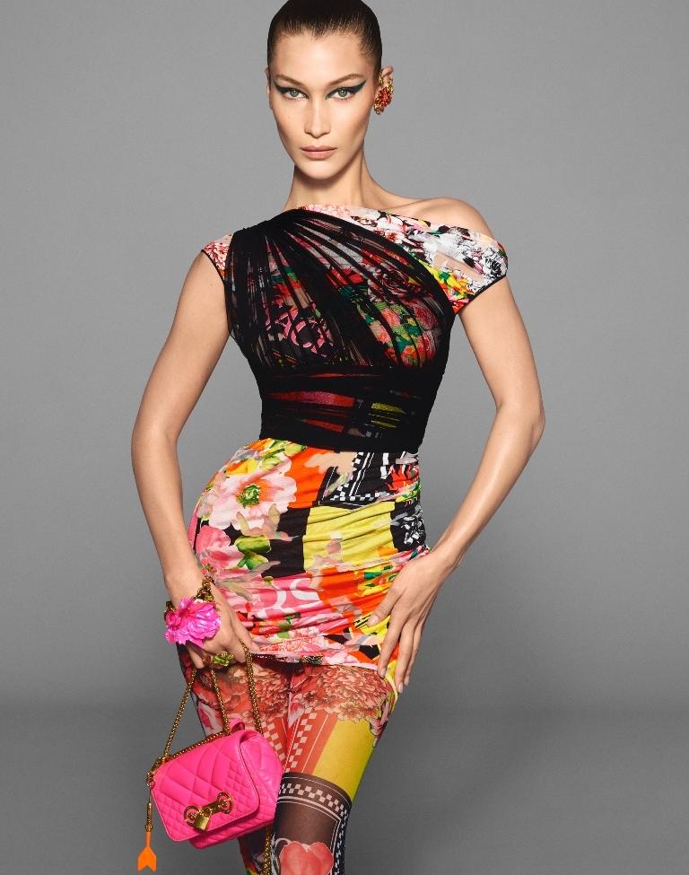 chiến dịch quảng cáo Xuân Hè 2019 của thương hiệu Versace 4