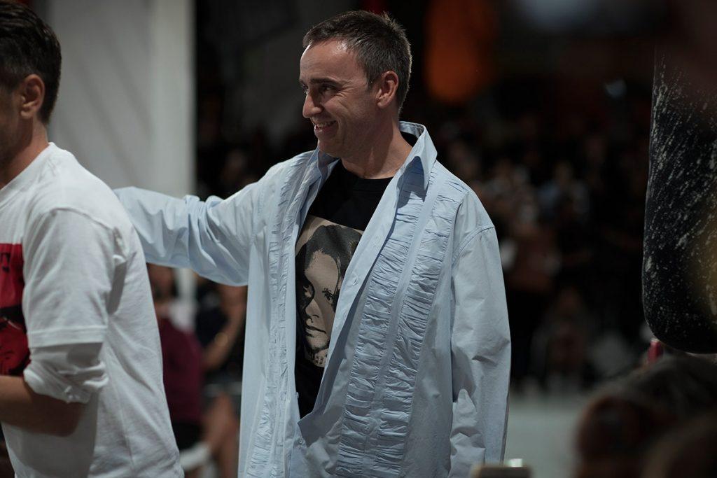 Nhà thiết kế Raf Simons giã từ thương hiệu Calvin Klein 3