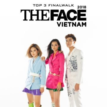 Top 3 the face Vietnam 2018 hinh anh