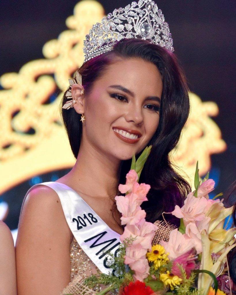 Hoa hậu Hoàn Vũ Thế giới 2018 2
