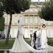 Bộ sưu tập haute couture Givenchy 2018 của Clare Waight Keller