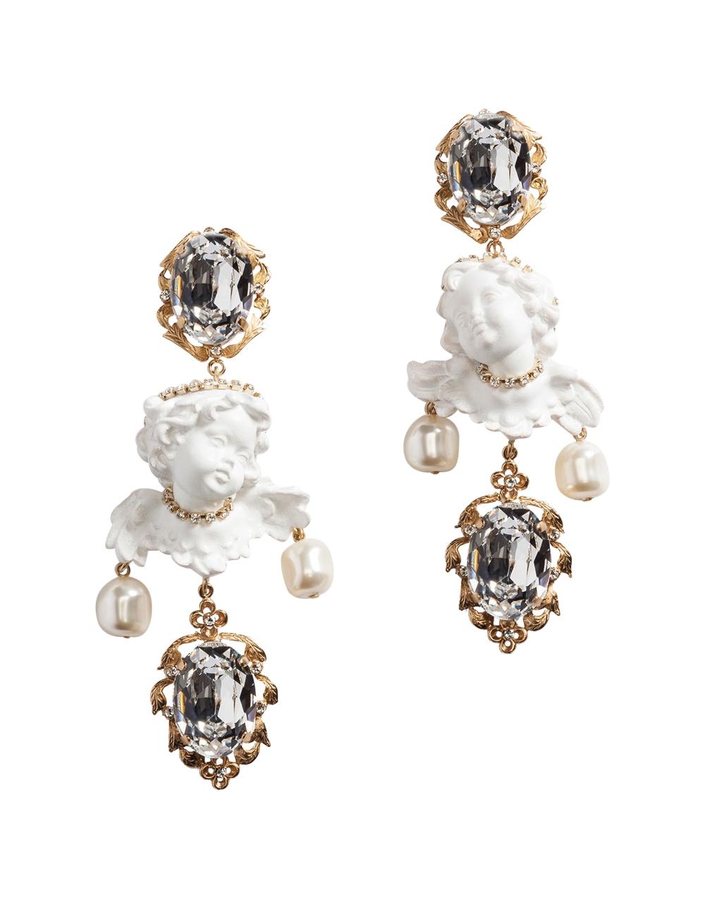 Hoa tai Dolce & Gabbana