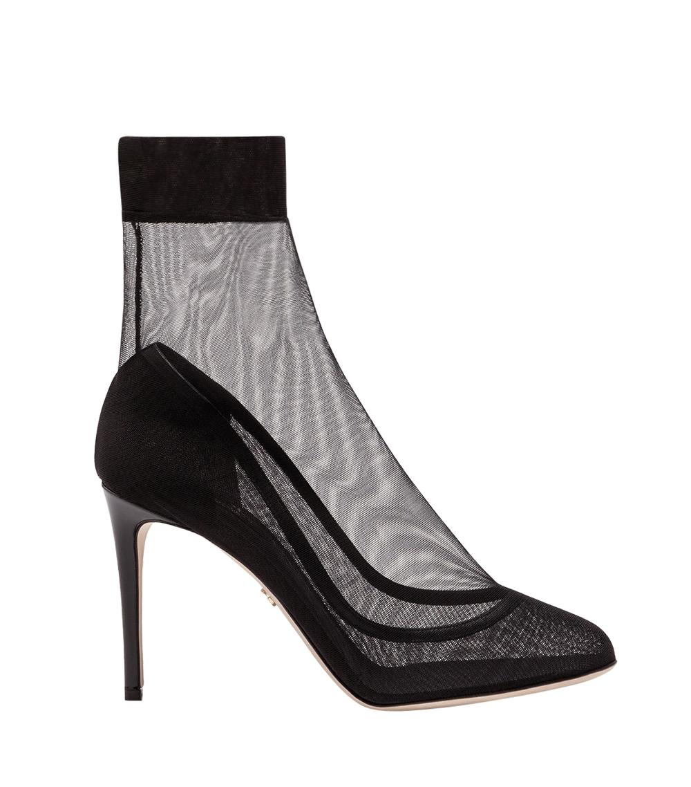 trang phục xuyên thấu Giày cao gót Dolce & Gabbana