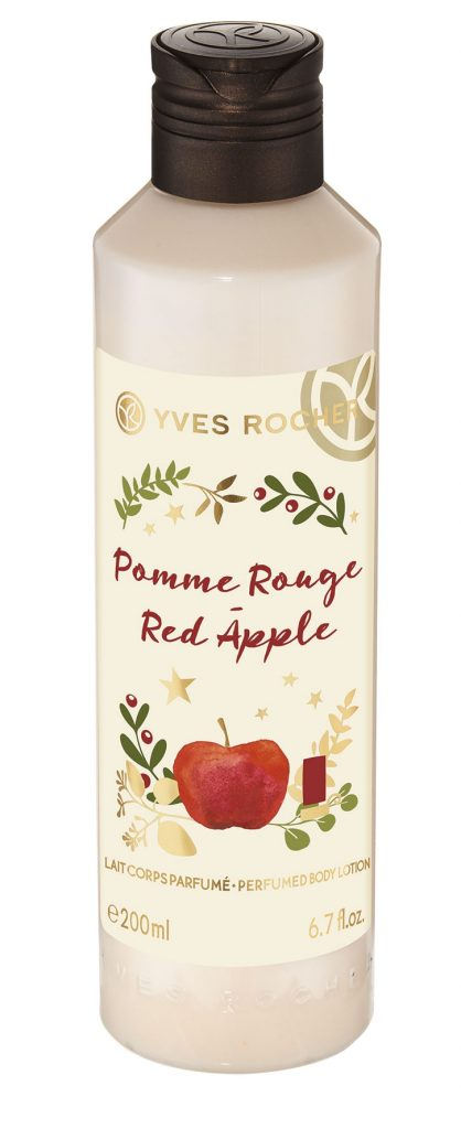 bộ sưu tập Red Apple Perfumed Body Lotion