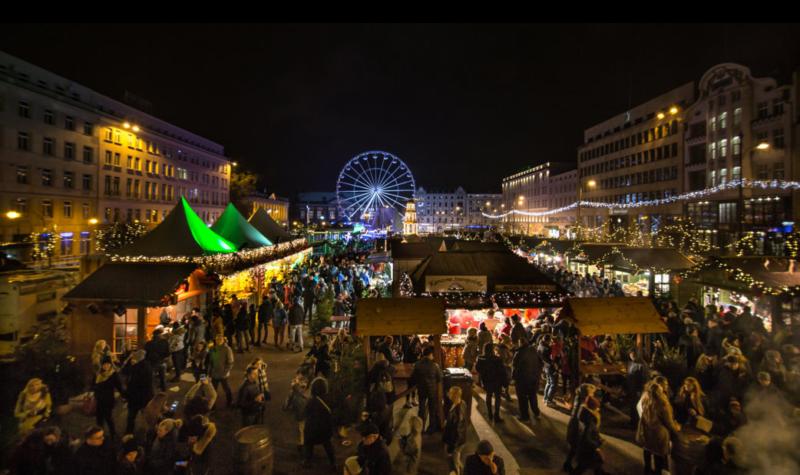 điểm đến Giáng sinh tại châu Âu 9