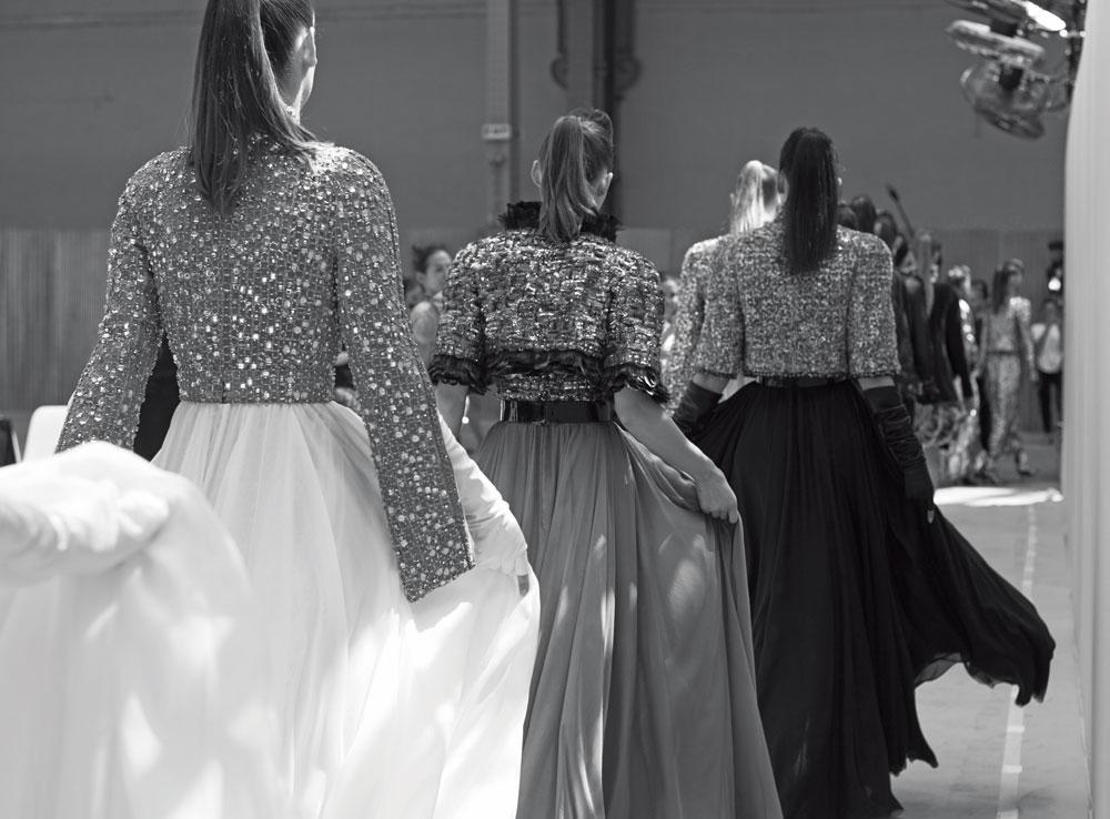 bộ sưu tập của nhà mốt Chanel