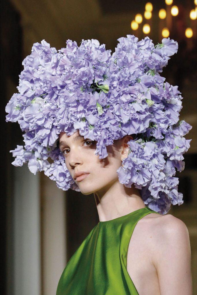 bộ sưu tập Valentino Haute Couture 2018