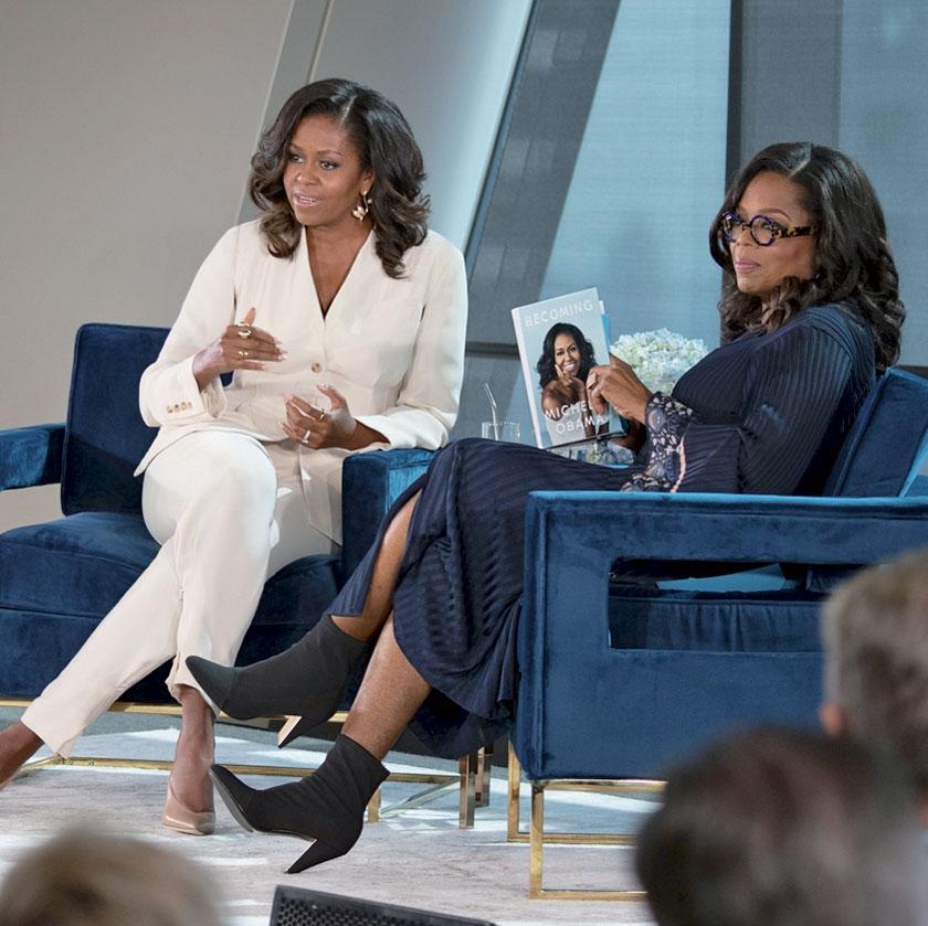 Michelle Obama Oprah