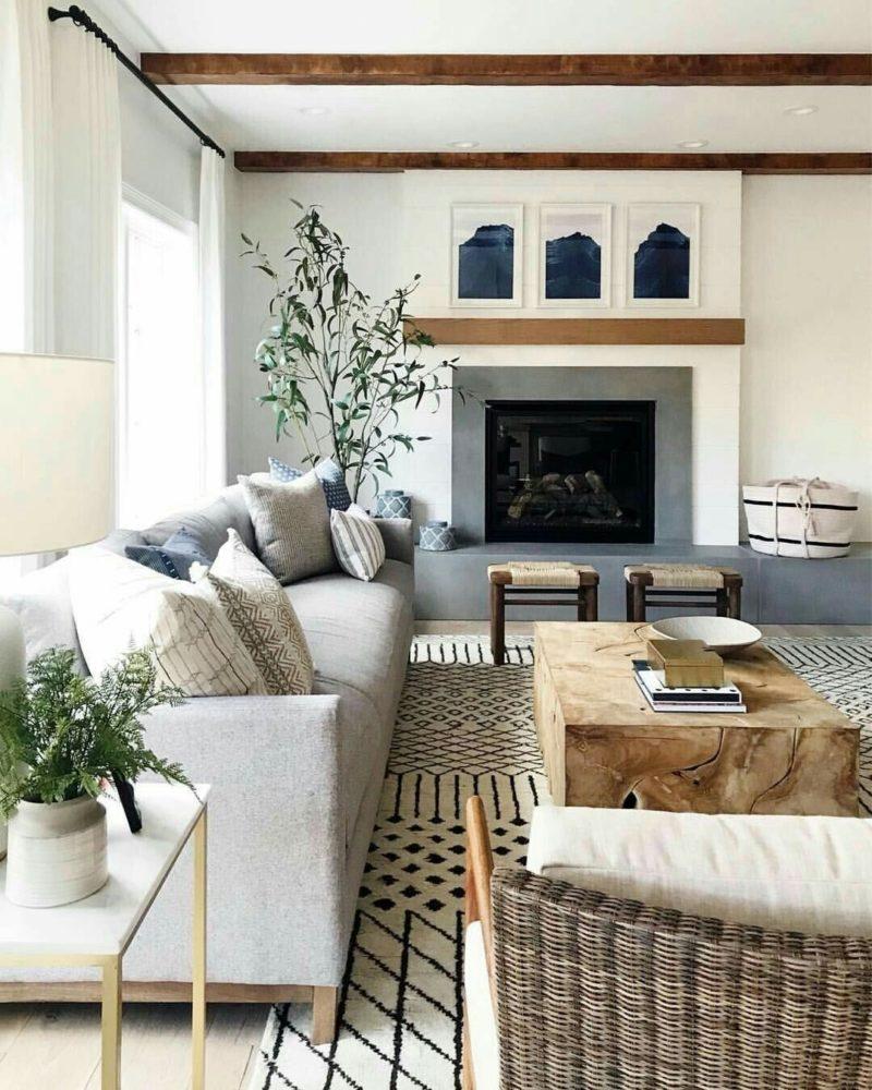 Cập nhật 8 xu hướng thiết kế phòng khách năm 2019 9