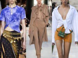 9 xu hướng thời trang Xuân Hè 2019 trên sàn diễn quốc tế