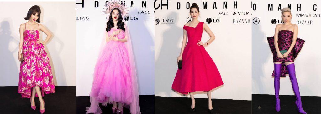 Top 5 sự kiện thời trang Việt Nam nổi bật nhất năm 2018 10