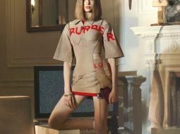 Chiến dịch quảng cáo đầu tay do Giám đốc sáng tạo Riccardo Tisci thực hiện cho nhà Burberry vừa được trình làng cách đây không lâu đã gây bất ngời với giới fashonista.