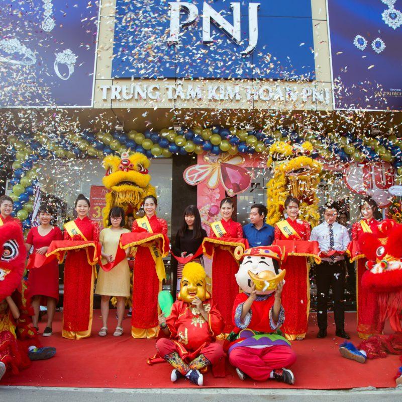 Công ty Cổ phần Vàng Bạc Đá quý PNJ