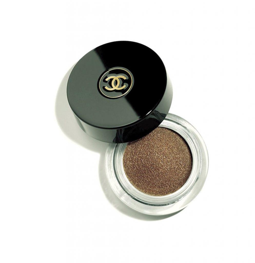 Bộ sưu tập trang điểm Chanel Xuân Hè 2019, Phấn mắt nhũ ánh đồng Ombre Première Crème 840 Platine Bronze