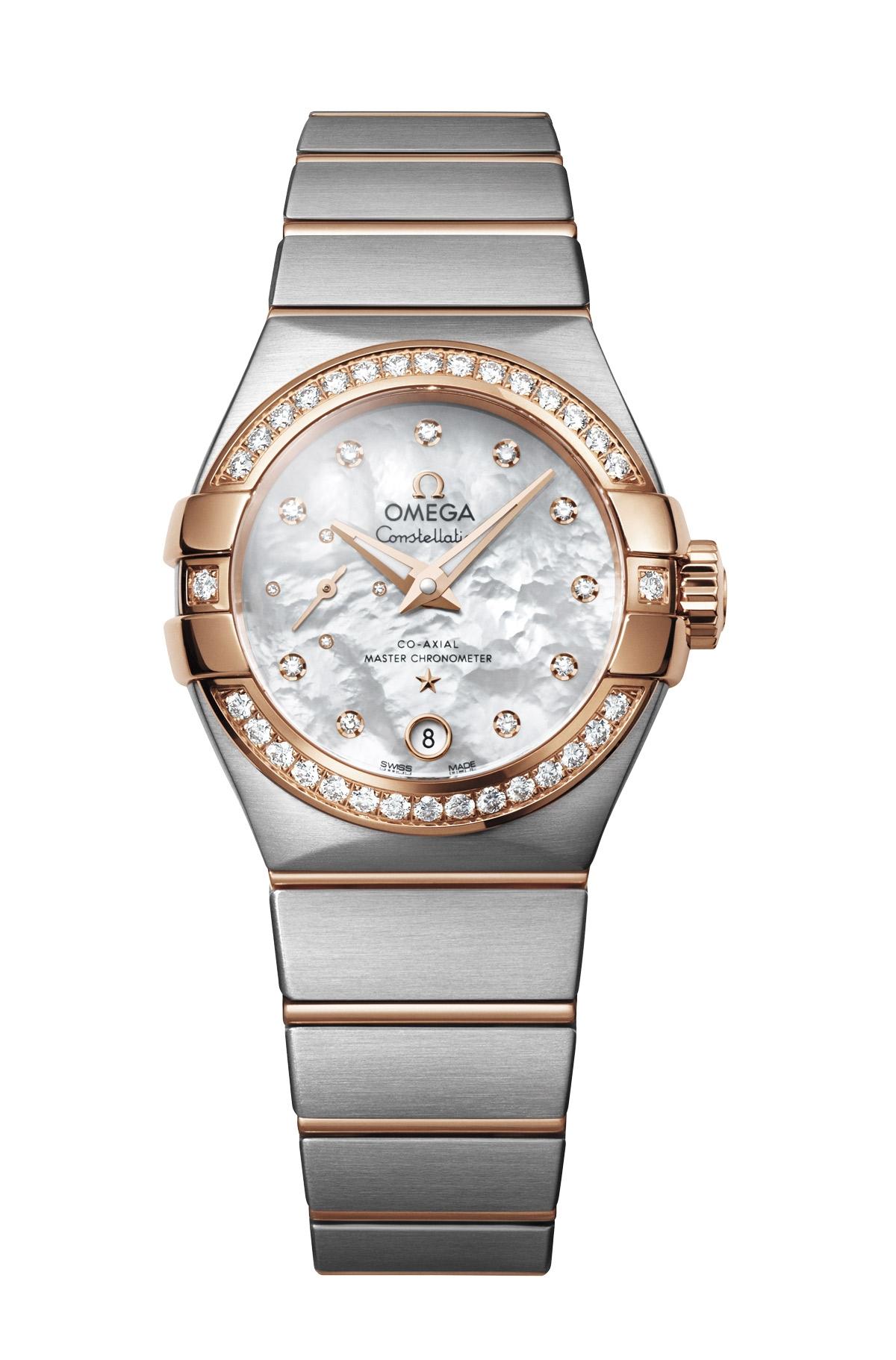 Bộ sưu tập đồng hồ OMEGA