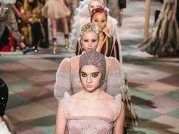 dior haute couture xuân hè 2019