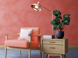 Decor trend 2019 living coral