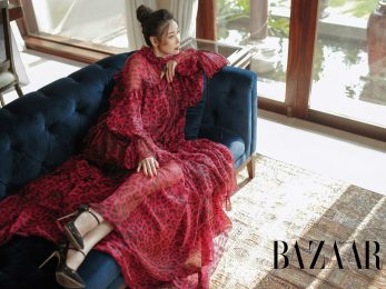 Hoa hậu Hà Kiều Anh