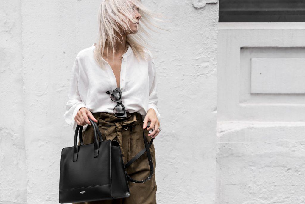 xu hướng thời trang Minimalist