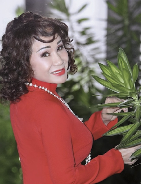 Chị Nguyễn Thị Tú Nga nữ doanh nhân Việt Nam