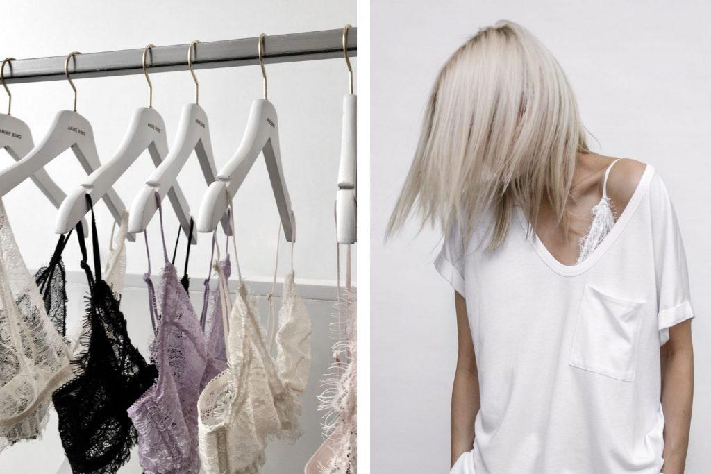 Nội y cũ là trang phục nên ưu tiên loại bỏ khi dọn tủ quần áo (nguồn: FIGTINY)