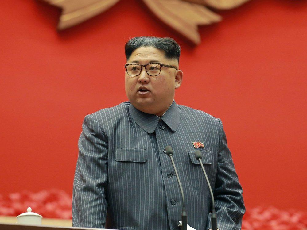 Chủ tịch Triều Tiên Kim Jong Un