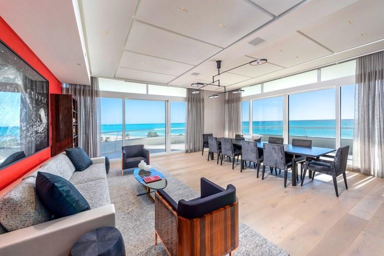 Kanye West tặng quà Valentine không thành công. Món quà là căn hộ Miami sang trọng trị giá 14 triệu đô.