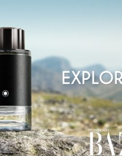 Nước hoa Montblanc Explorer