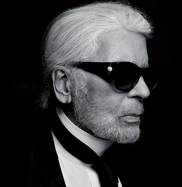 Cuộc đời của Karl Lagerfeld 01