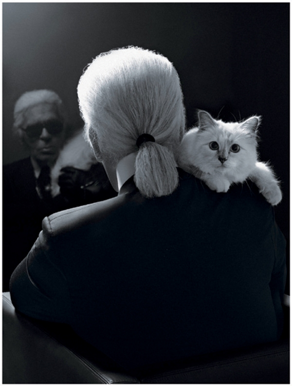 Cuộc đời của Karl Lagerfeld 05