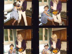 Bộ ảnh Motherhood 01