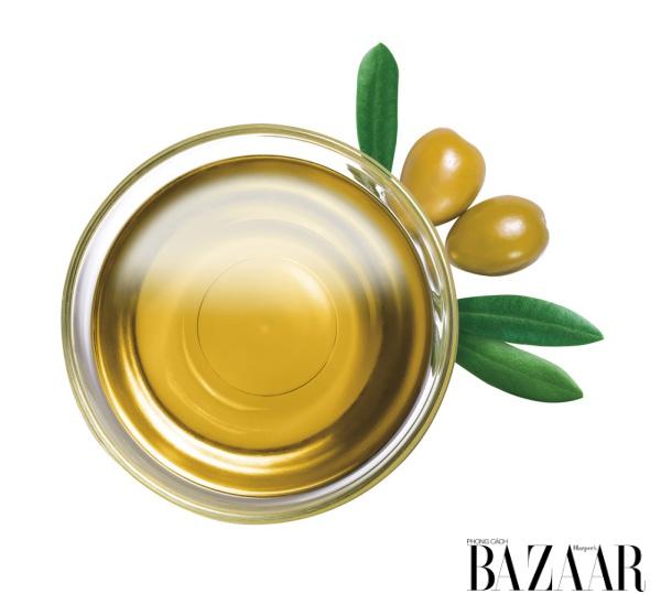 cách tẩy thuốc nhuộm tóc dính trên da với dầu oliu