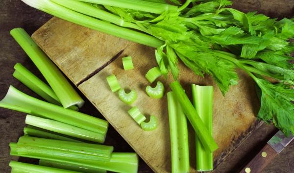 Không chỉ là một loại rau thơm ngon, rau cần tây còn rất tốt cho sức khoẻ.