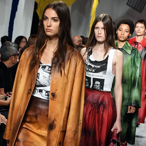 Thương hiệu Calvin Klein ngưng ready to wear 01
