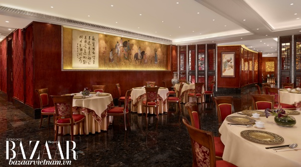 nhà hàng Long Triều