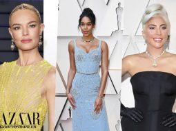 Lady Gaga, Kate Bosworth trên thảm đỏ Oscar 2019