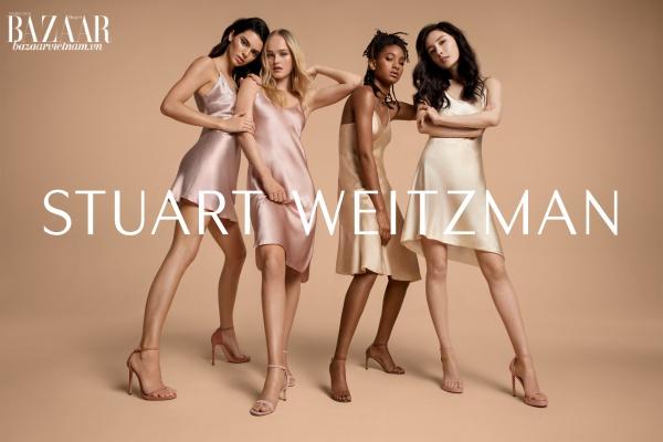 Bộ sưu tập Stuart Weitzman Xuân Hè 2019