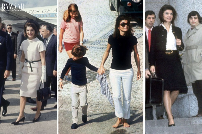 phong cach thoi trang jacqueline kennedy -4