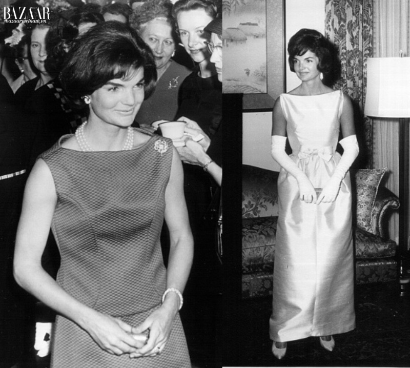 phong cach thoi trang jacqueline kennedy -8