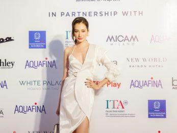 Aquafina Vietnam International Fashion Week